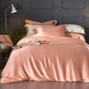 19 Momme Silk Duvet Cover for Comforter Duvet、Real Silk Life