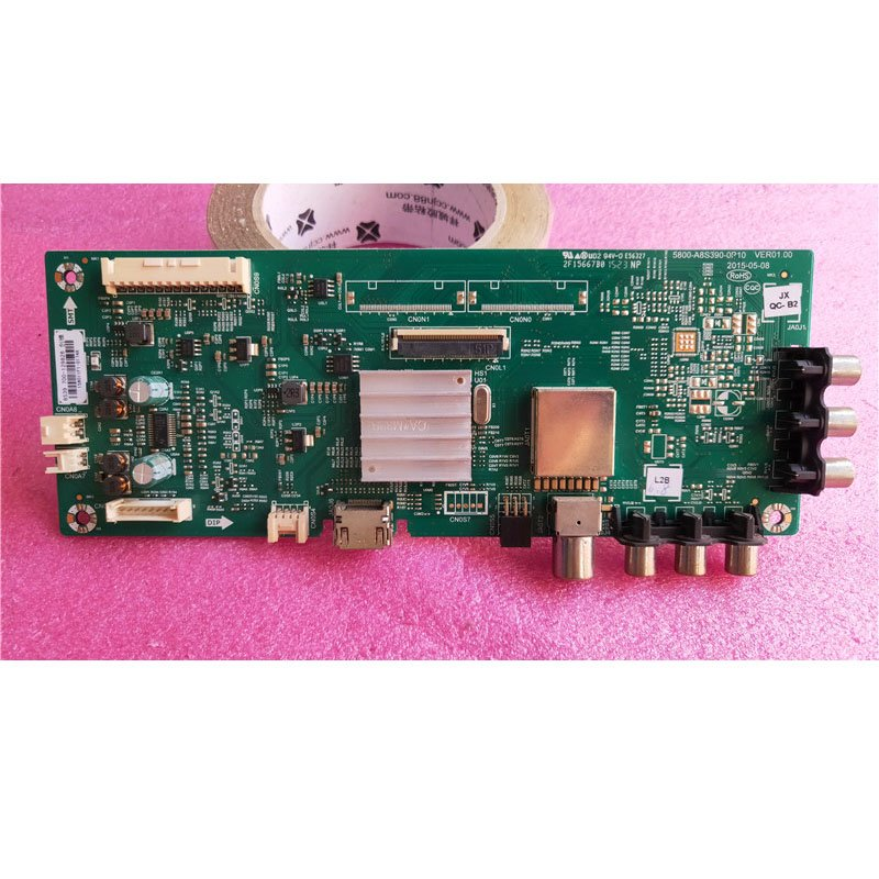 Chuangwei 49d9 Motherboard 5800-a8s390-0p10 with Screen Rdl490fy (LD0-207) - Cakeymall
