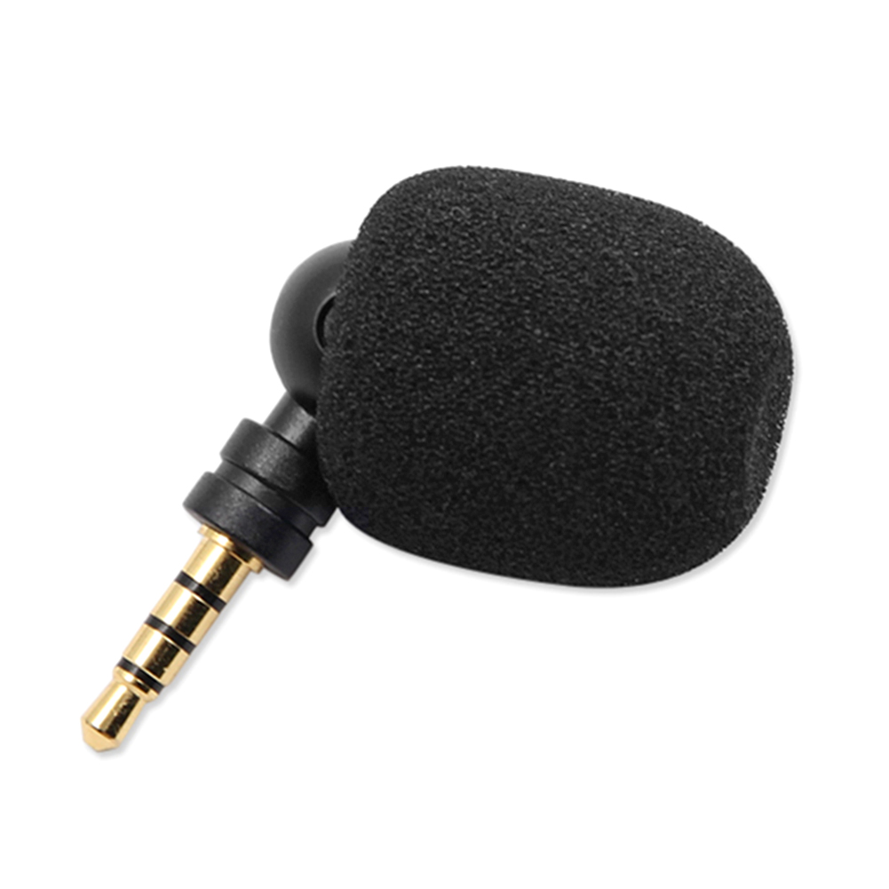 Portable Mini Microphone 3.5mm Jack Mic for Mobile Phone Computer Laptop PC