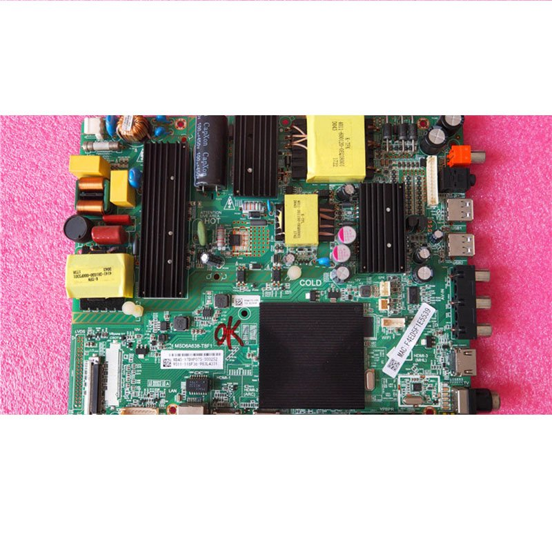 Philips 55PUF6092/T3 6022/T3 Main Board 4715-M638T8-A4232B01 Screen K550WDC2 - Cakeymall