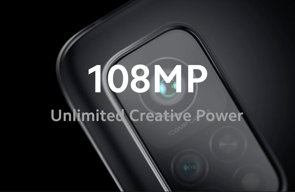 Xiaomi Mi 10T Snapdragon 865 6GB+128GB 6.67 inch FHD+ DotDisplay 64MP AI Camera Smartphone