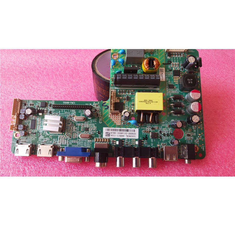 TCL LE40D8810 Motherboard 4723-SU69T4-A2233K01 Screen K400WD8 - Cakeymall