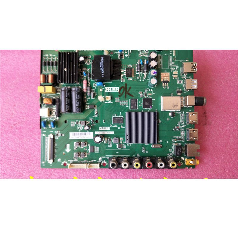 TCL L40P1A-F Mainboard Tp. Mt5507.pb775 with Screen Lvf400ssot - Cakeymall