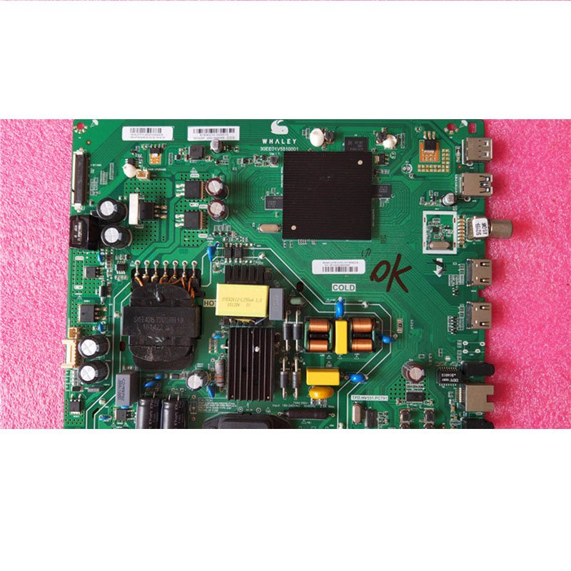 Whaley 55D3UA Motherboard TPD.HV551.PC791 Screen BOEI550WQ1 - Cakeymall