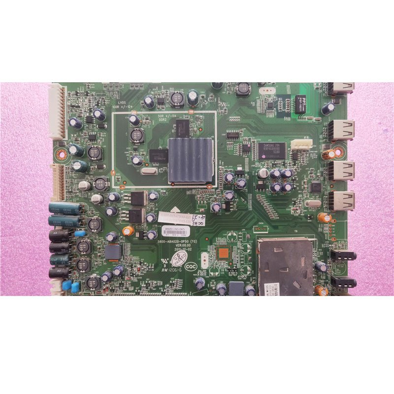 Chuangwei 47e83rs Motherboard 5800-a8a020-0p50 with LG Screen Lc470eun - Cakeymall