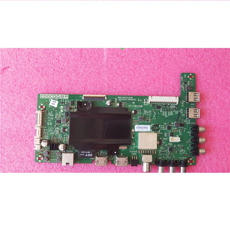 Chuangwei 55k2 Motherboard 5800-a5s210-0p00 with Screen Sdl550fy (BD0-812) - Cakeymall