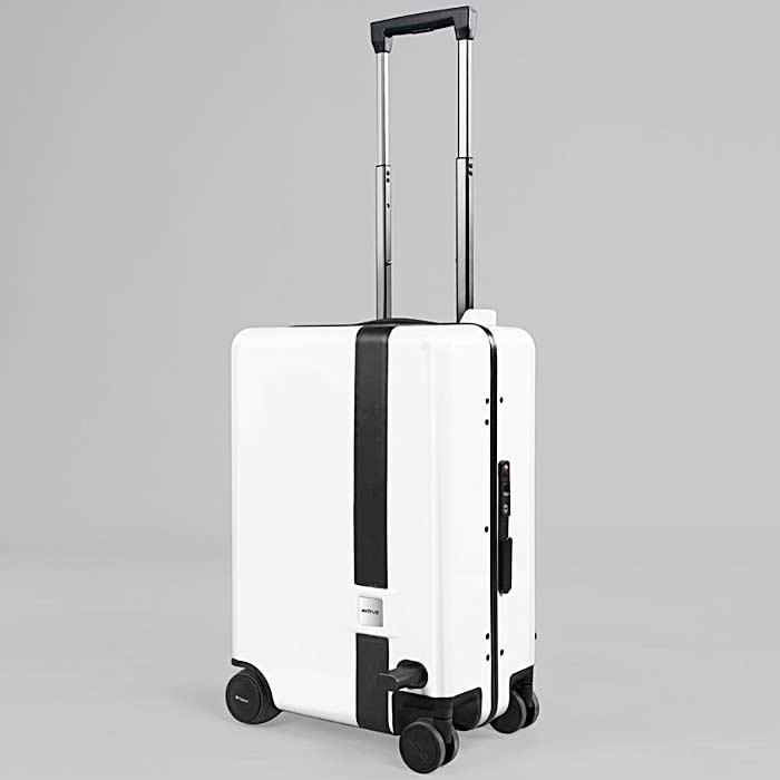 Self Following Suitcase   NAUCRATES