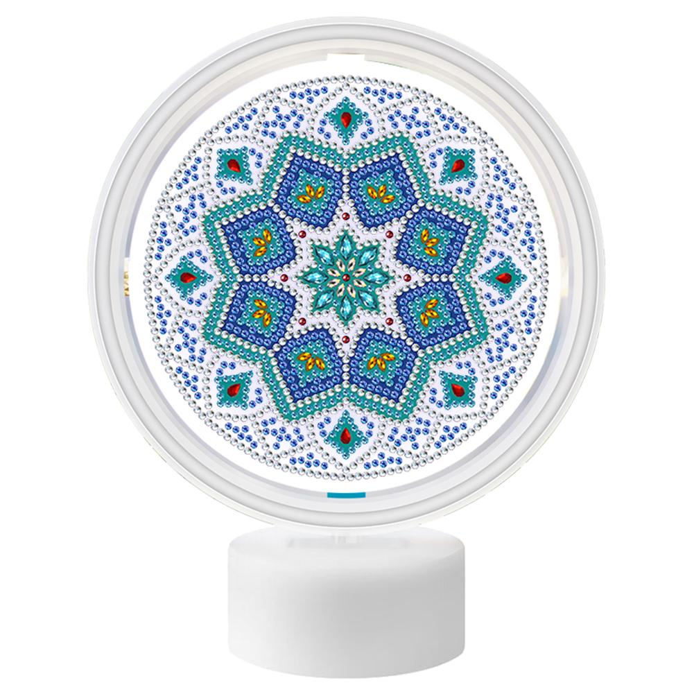 Peggybuy coupon: Mandala-Creative Diamond LED Lamp