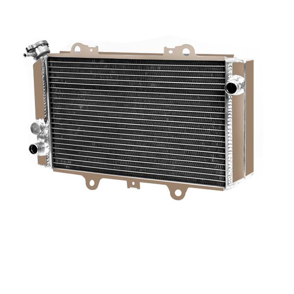 Aluminum Radiator For Yamaha ATV Grizzly 660 YFM660F 4x4