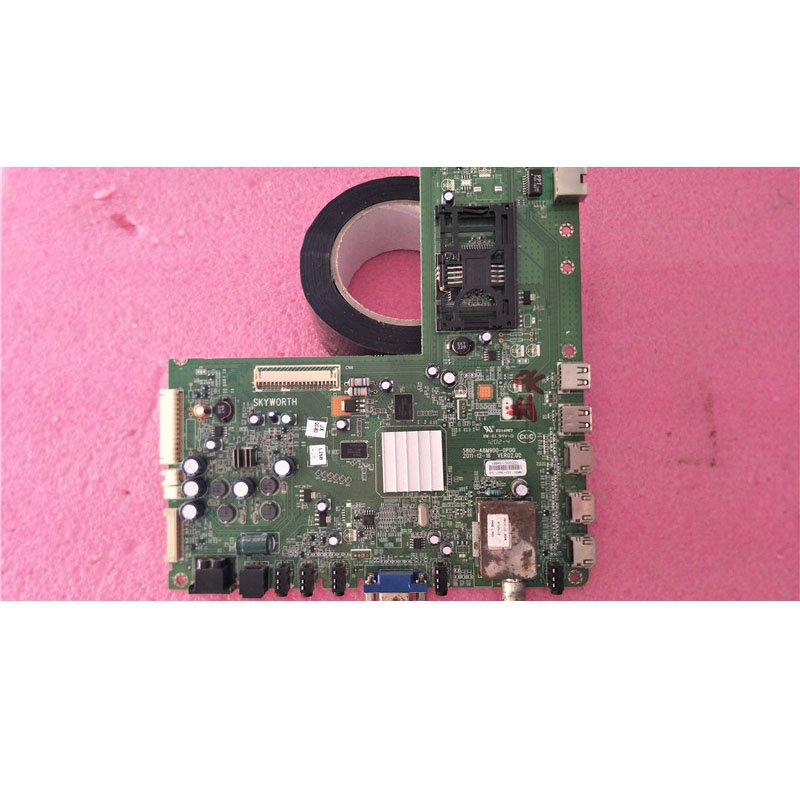 Skyworth 47e600a Main Board 5800-a8m900-0p00/0p30 Screen Lc470eun - Cakeymall
