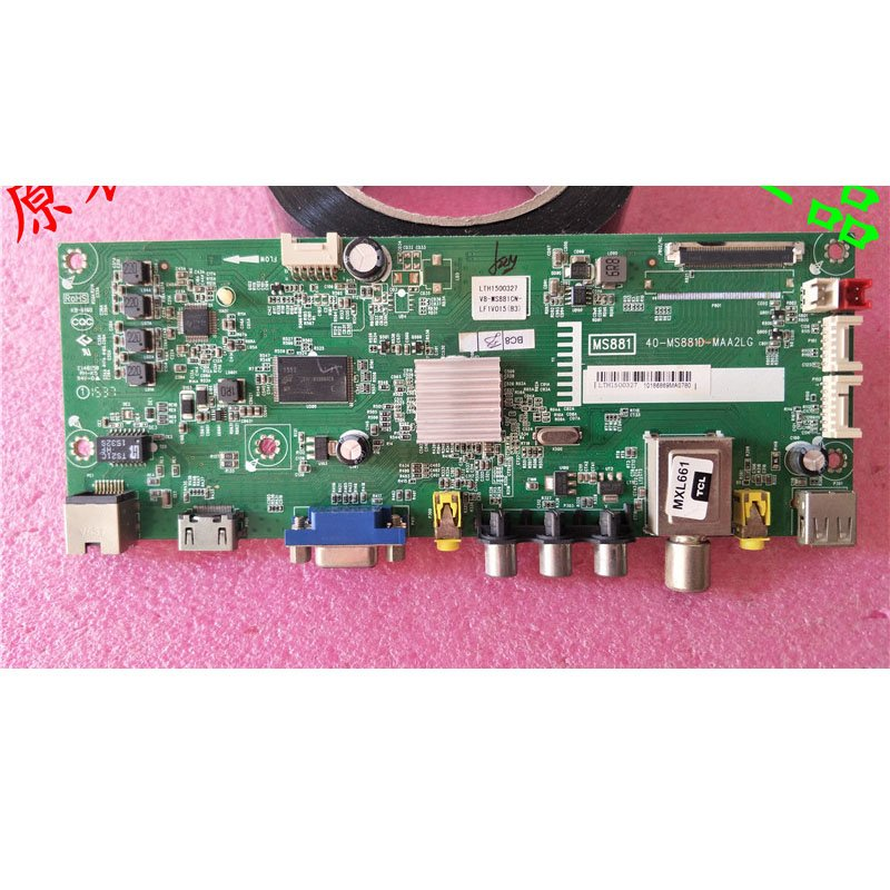 TCL L48f1620e Main Board 40-ms881d-maa2lg with Screen Lvf480csot - Cakeymall