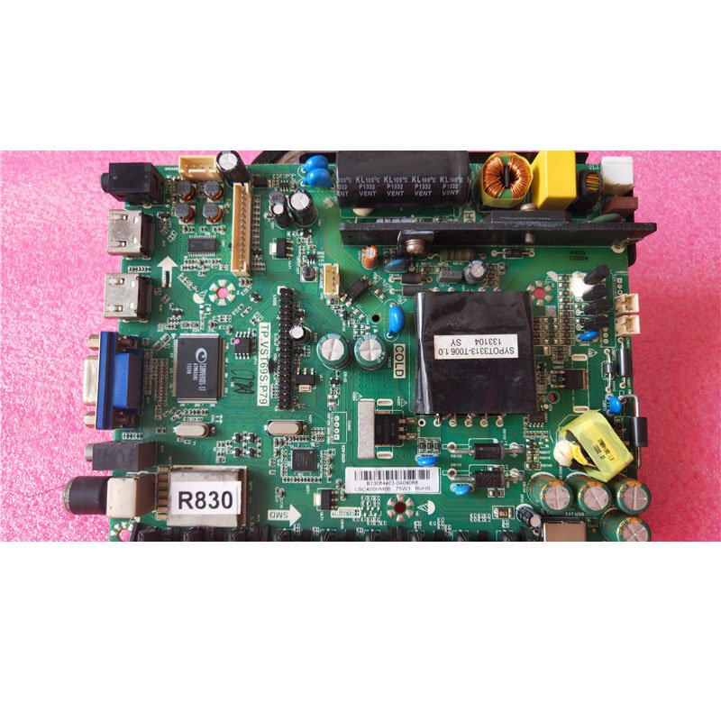 Sanyo 40ce561d 40ce5100 Motherboard Tp. Vst69s.p79 Compatible All Screens - Cakeymall