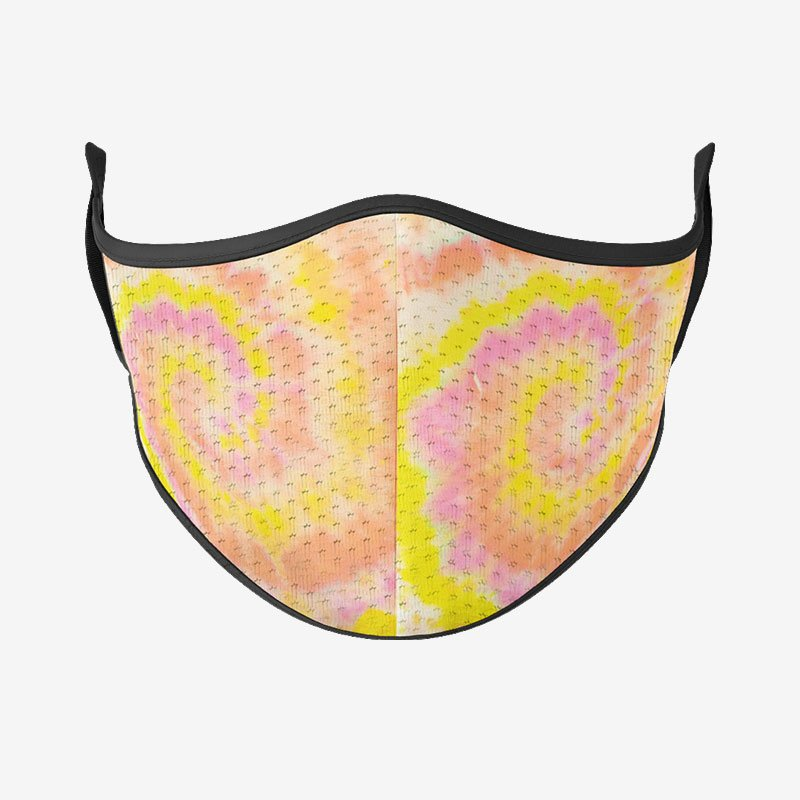 Sunny Pattern Reusable Face Mask-Maskup
