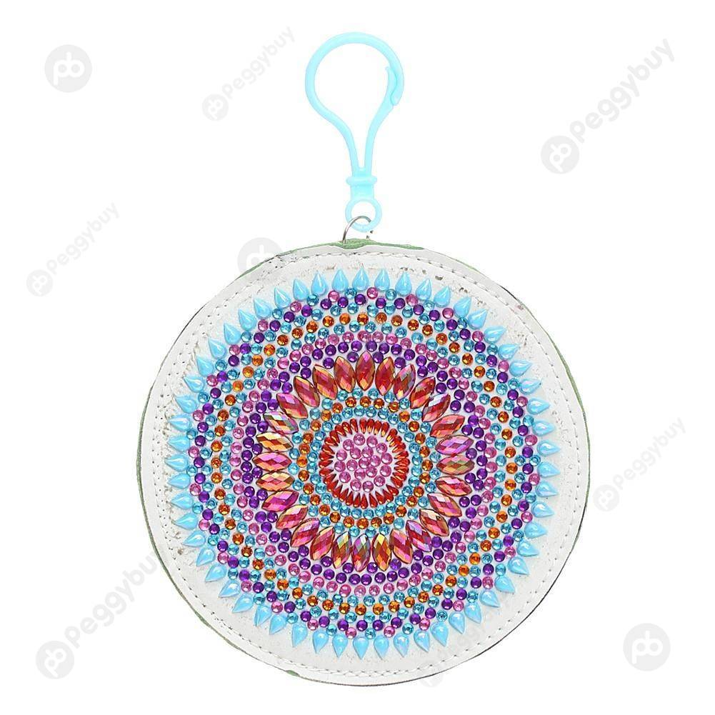 Peggybuy coupon: Mandala Coin Purse-DIY Creative Diamond