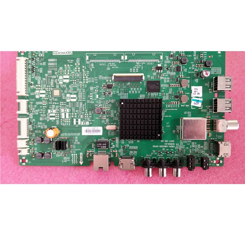 Skyworth 55m9 Motherboard 5800-a8h260-0p00 with Screen Sdl550wy (CD0-200) - Cakeymall