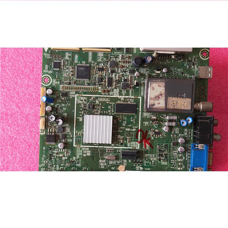 Hisense Tlm32v68cx Motherboard Rsag7.820.1727 Motherboard with V315B3-LN1 Screen - Cakeymall