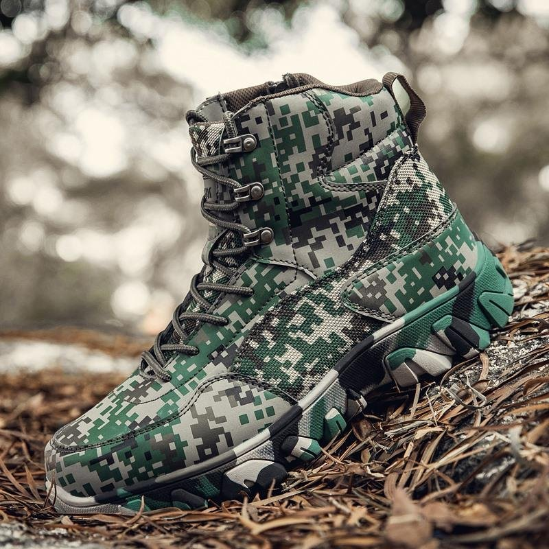 Outdoor hiking boots / [viawink] /