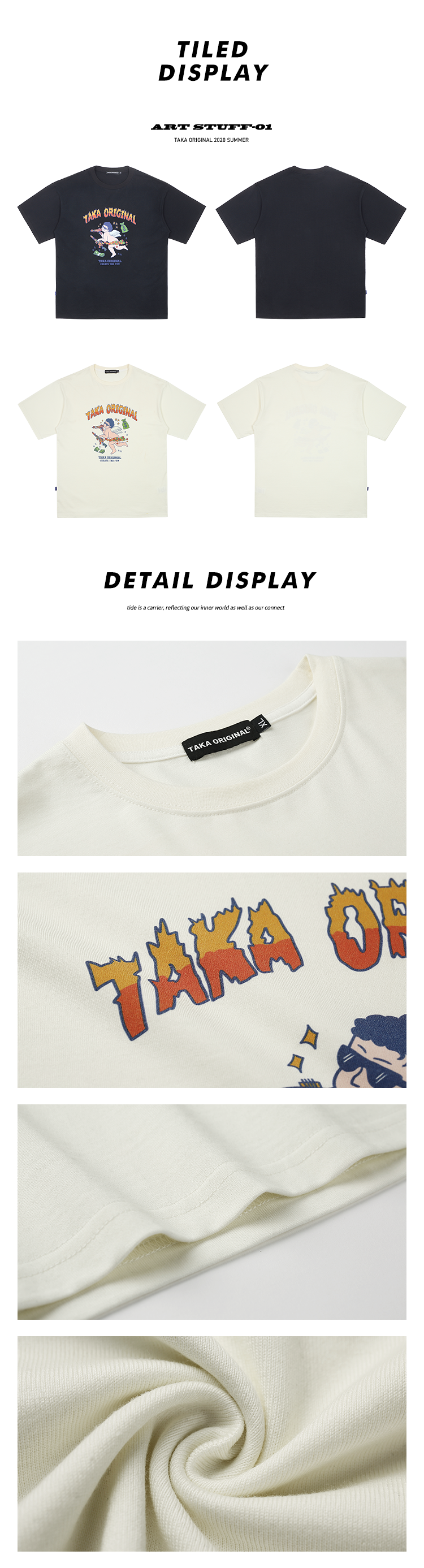 Buy New short sleeves t-shirts for teen boys and girls at Taka Original. Shop for teen boys and girls short sleeves t-shirt Online at Taka Original. Free Shipping on orders over $60/Get $10 OFF by Sign Up!