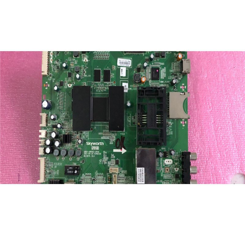 Skyworth 50E790U Motherboard 5800-A8R982-0P00 Screen V500DK2-KS1 - Cakeymall