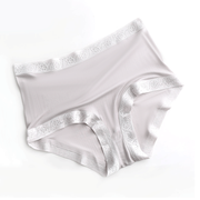 Silk Sexy Wide Cover Panties、Real Silk Life