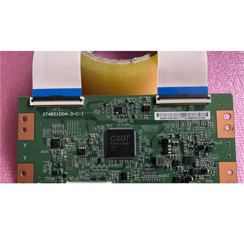 TCL 49D6 Tcon Board ST4851D04-3-C-1 - Cakeymall