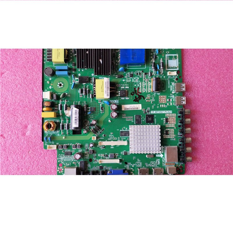 Hisense Led49n2600 Motherboard Tp. Mt5507.pc821 with Huaxing Screen Jhd490nf81/S0 - Cakeymall