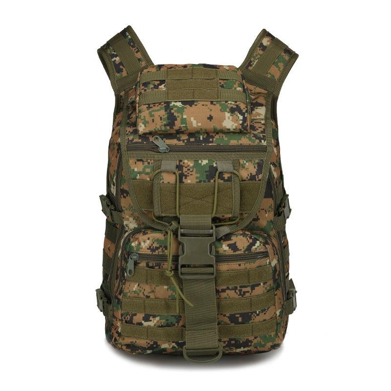 Travel Shoulder Tactical Camouflage Mountaineering Bag / [viawink] /