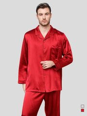 30 Momme Luxury Pure Silk Pajamas Set For Men、Real Silk Life