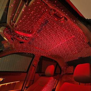 NEW ARRIVAL-Car Atmosphere Lamp Interior Ambient Star Light
