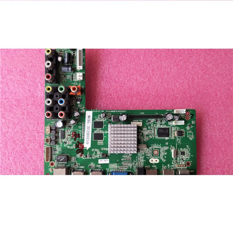 TCL Le50d8900 Motherboard 4704-m608t9-a7233k01 with Chi Mei Screen K500wd6 - Cakeymall
