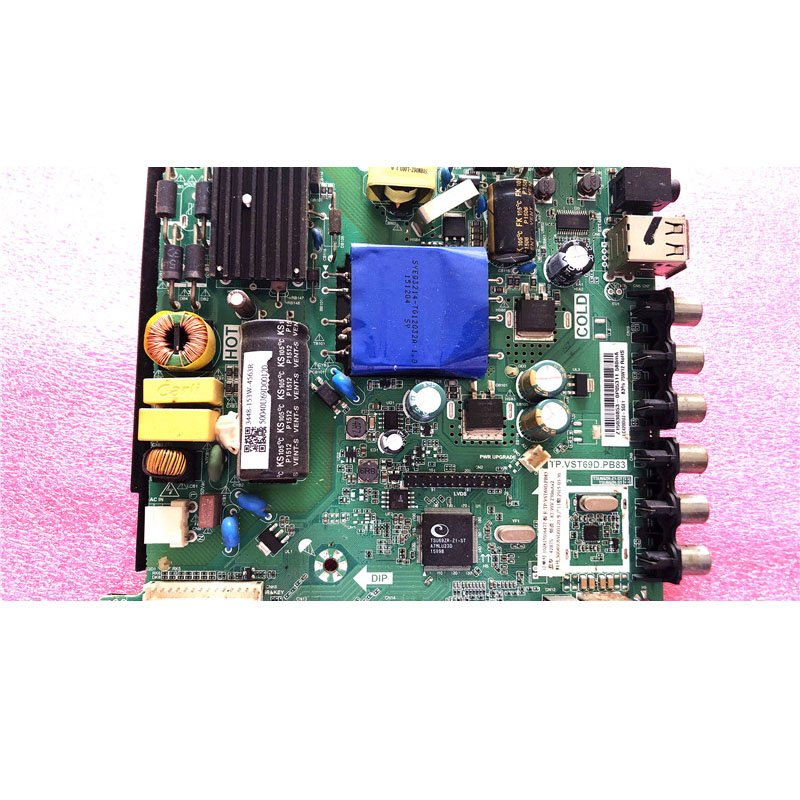 Sanyo 42ce5100 Motherboard Tp. Vst69d.pb83 with Screen Hk420ledm Lc420 - Cakeymall