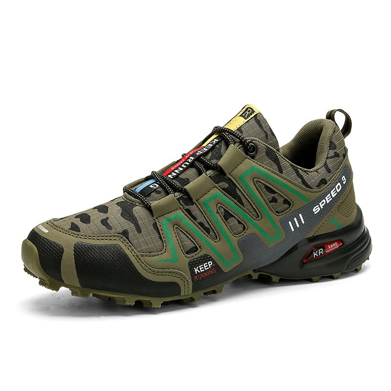 Outdoor Hiking And Running Sneakers / [viawink] /