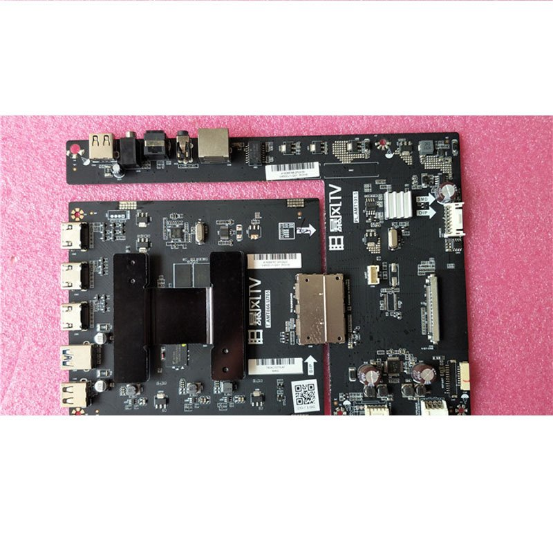 Storm 45x Motherboard T. Amt866.u705 Pl. Amt101.5 Screen DS45M61-DS01 - Cakeymall