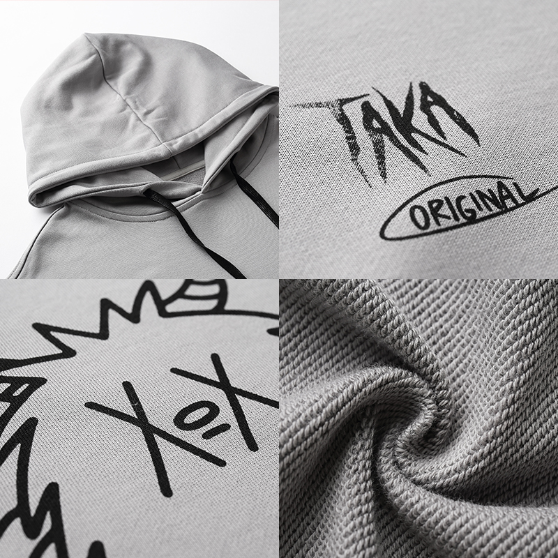 Buy New cotton long sleeves hoodies for teen boys and girls at Taka Original. Free Shipping on orders over $60/Get $10 OFF by Sign Up!