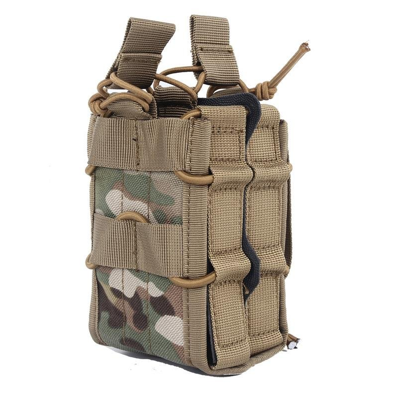 Multifunctional Tactical Double Attachment Bag / [viawink] /