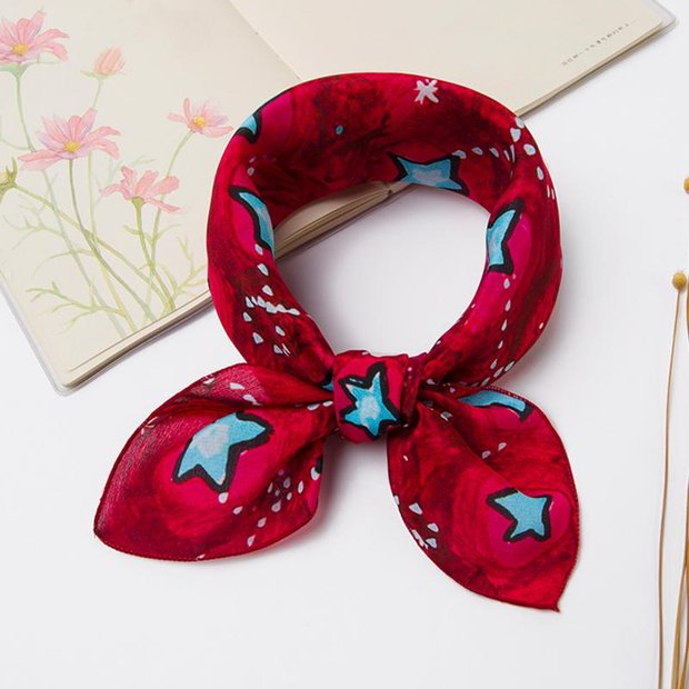 Sweet Silk Scarf For Kids、REAL SILK LIFE