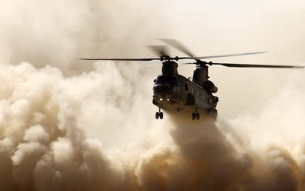 Boeing CH-47 Chinook RC Helicopter