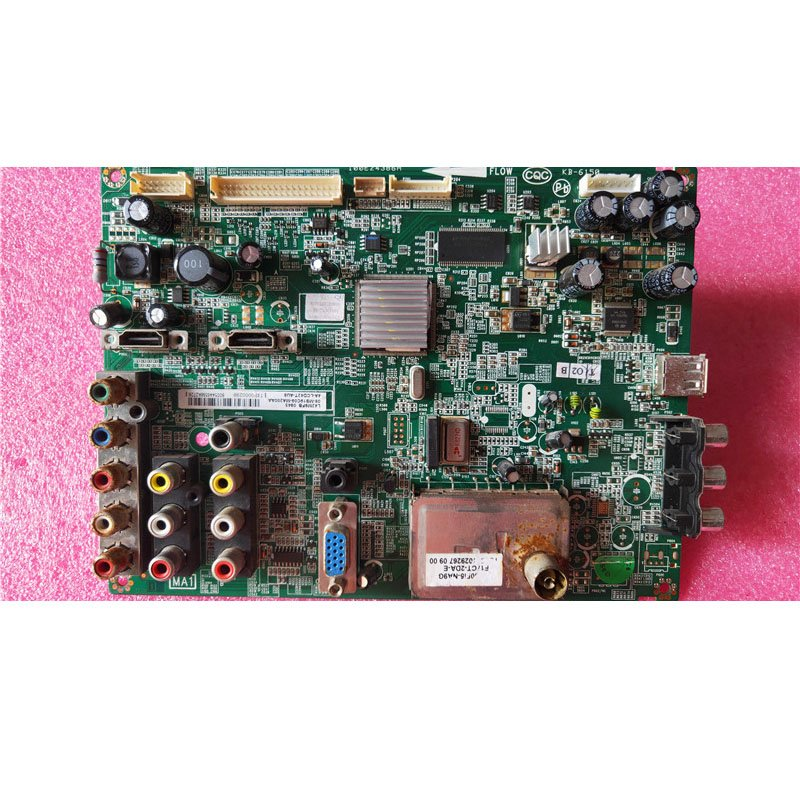 TCL L42m9fb Main Board 40-40ms19-maa2xg with Screen T420hw04 V.0 - Cakeymall
