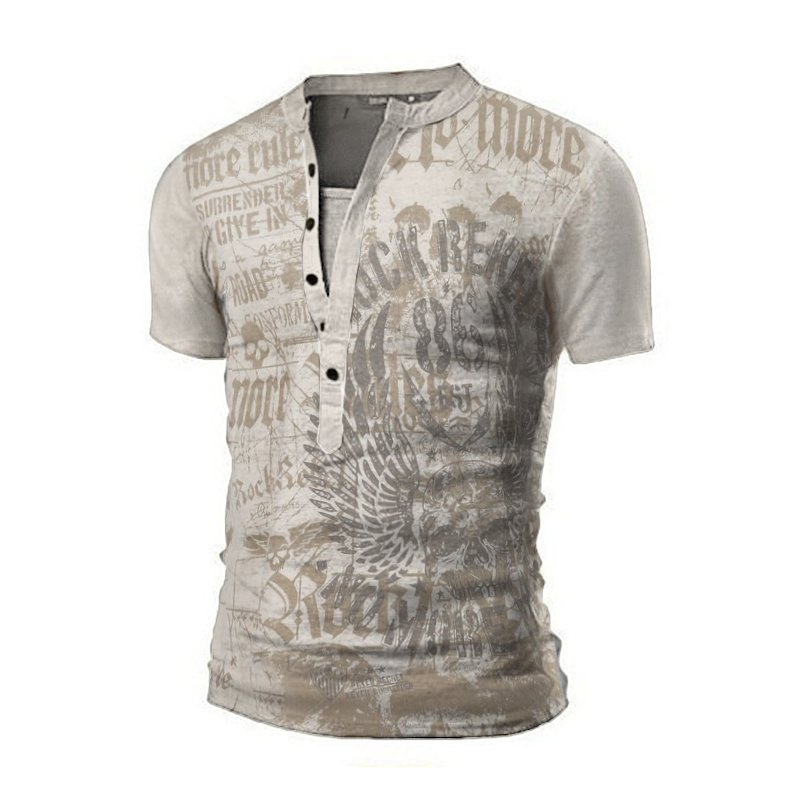 Nautical Chart Men's Fashion Tactical T-shirt / [viawink] /