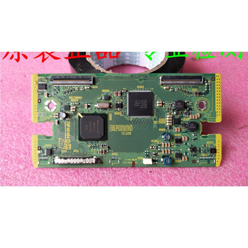 Panasonic Pine Lower TH-L42D22C TCON Board Tnp4g484 TC Screen Lc42euh SC A3 - Cakeymall
