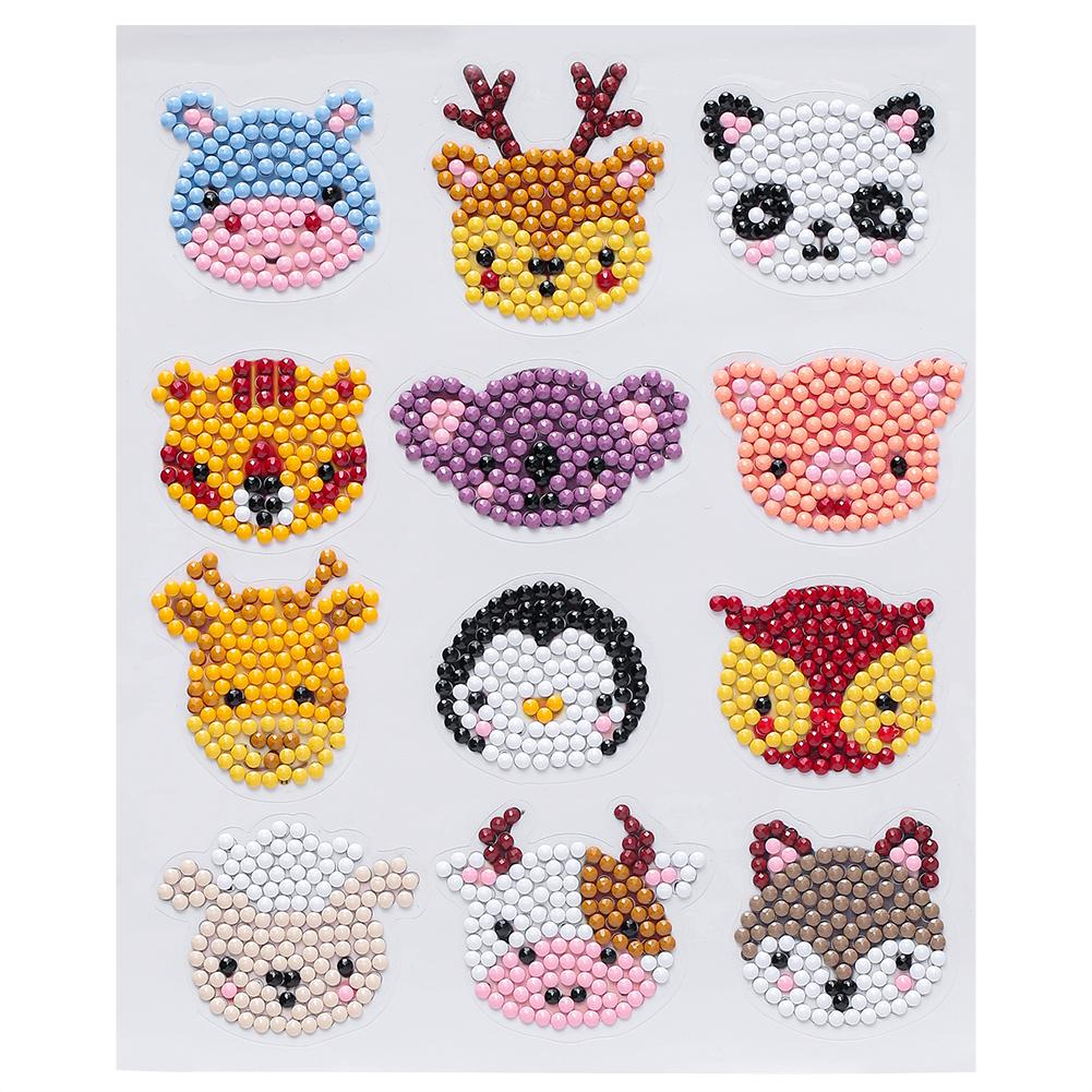 Peggybuy coupon: 9x-5D DIY Craft Sticker