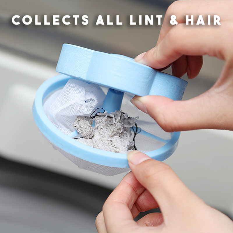 Image result for Laundry Lint & Pet Fur Remover fLOATER GIF