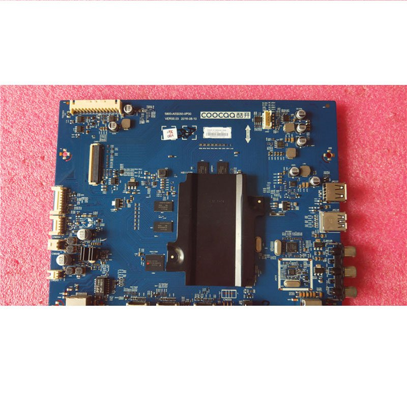 Skyworth Cool 60u2 Main Board 5800-a5s050-0p00 Screen Rdl600wy (LD0-102) - Cakeymall