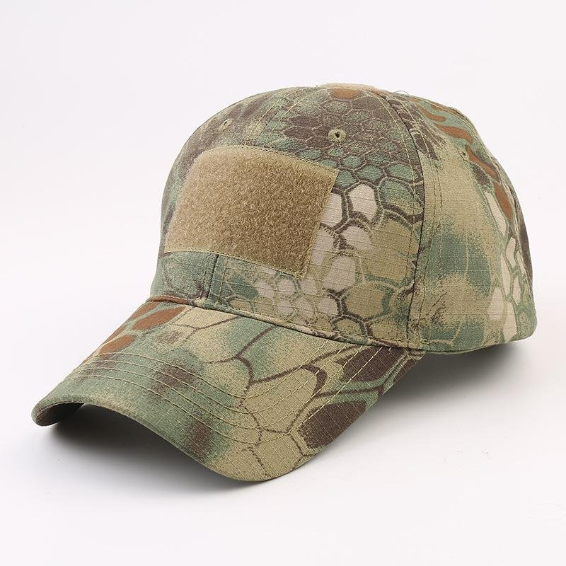 Army Fan Outdoor Baseball Cap Male Tactical Camouflage Cap / [viawink] /