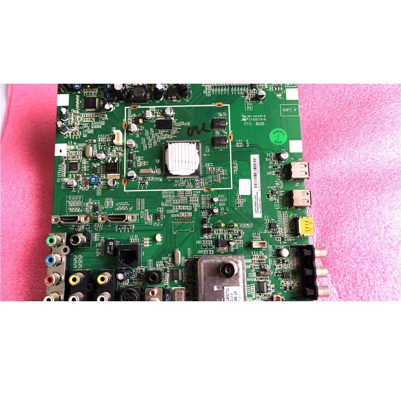 TCL L46p10fbeg Main Board 40-01ms58-mac2xg with Screen T460hw03 - Cakeymall