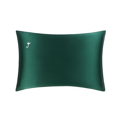 19 Momme Contrast Color Charmeuse Silk Pillowcase-Multi-color optional、REAL SILK LIFE