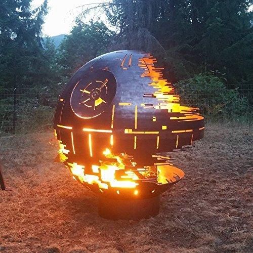 Star Wars Death Star Fire Pit
