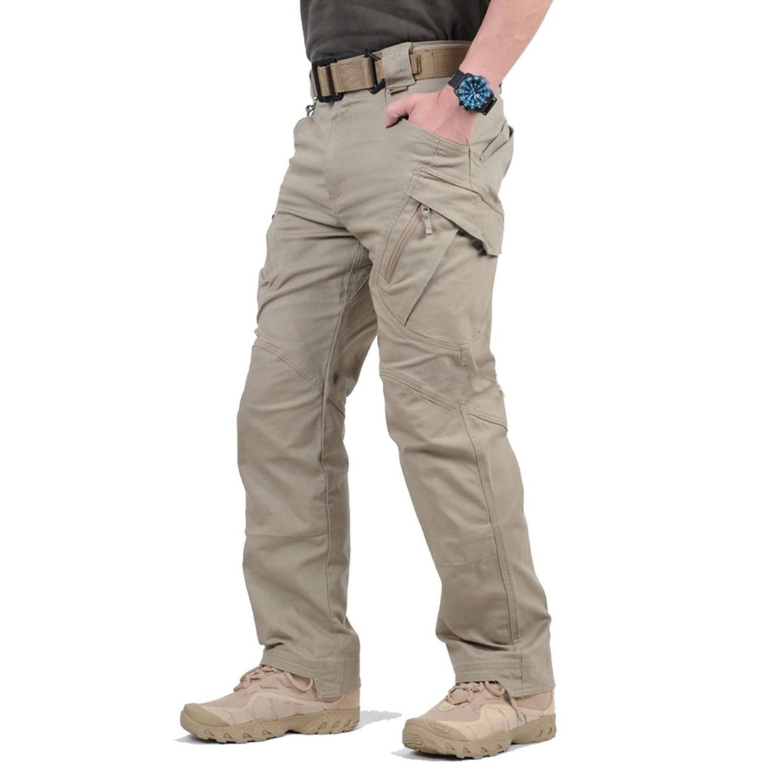 Men's outdoor wear-resistant stretch tactical pants / [viawink] /