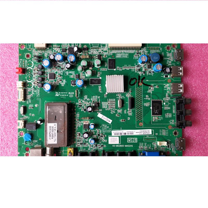 TCL L42f3200e Motherboard 40-ms2800-mad2xg with Screen T420hw08 - Cakeymall