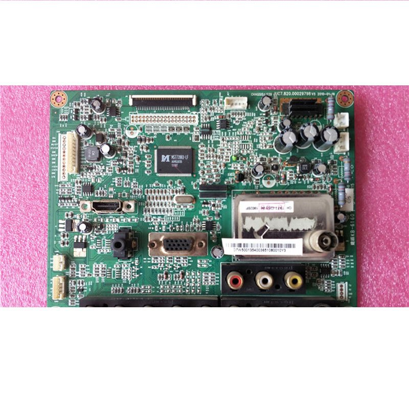 Changhong Lt24630x Motherboard Juc7.820.00029798 with Screen T240xw01 - Cakeymall
